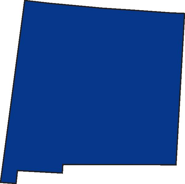 600x597 Esca New Mexico Clip Art