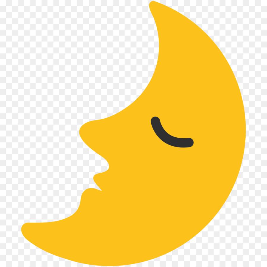 900x900 Emoji New Moon Full Moon Clip Art