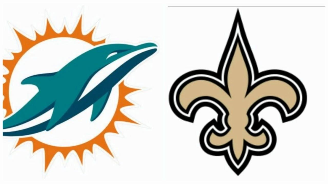 1280x720 Miami Dolphins Vs. New Orleans Saints Preview