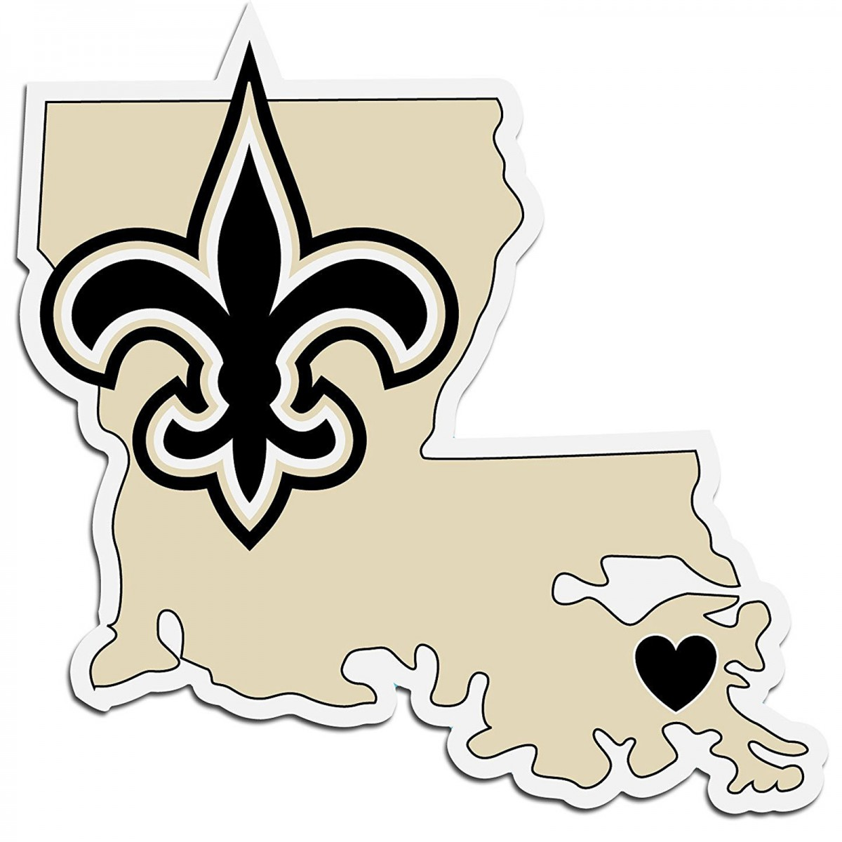 New Orleans Saints Clipart at GetDrawings.com | Free for personal ...