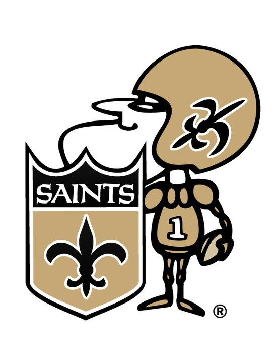 New Orleans Saints Clipart At Getdrawings Com Free For Personal