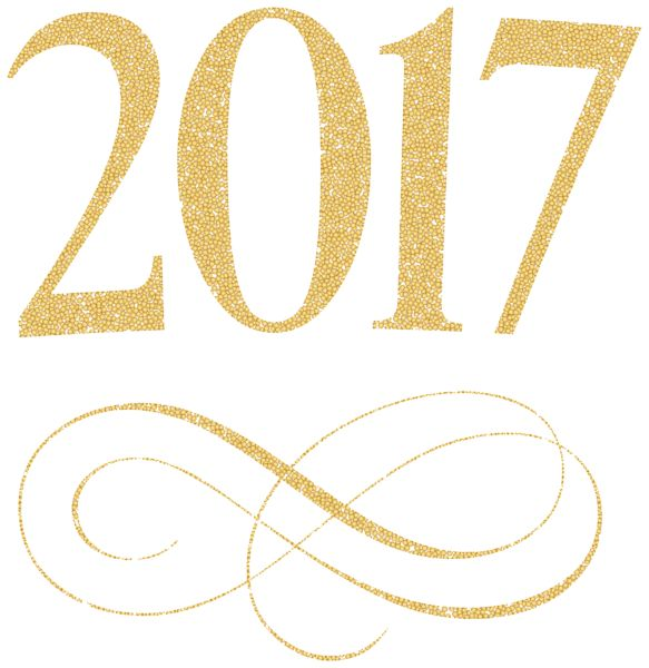 New Year Clipart 2017