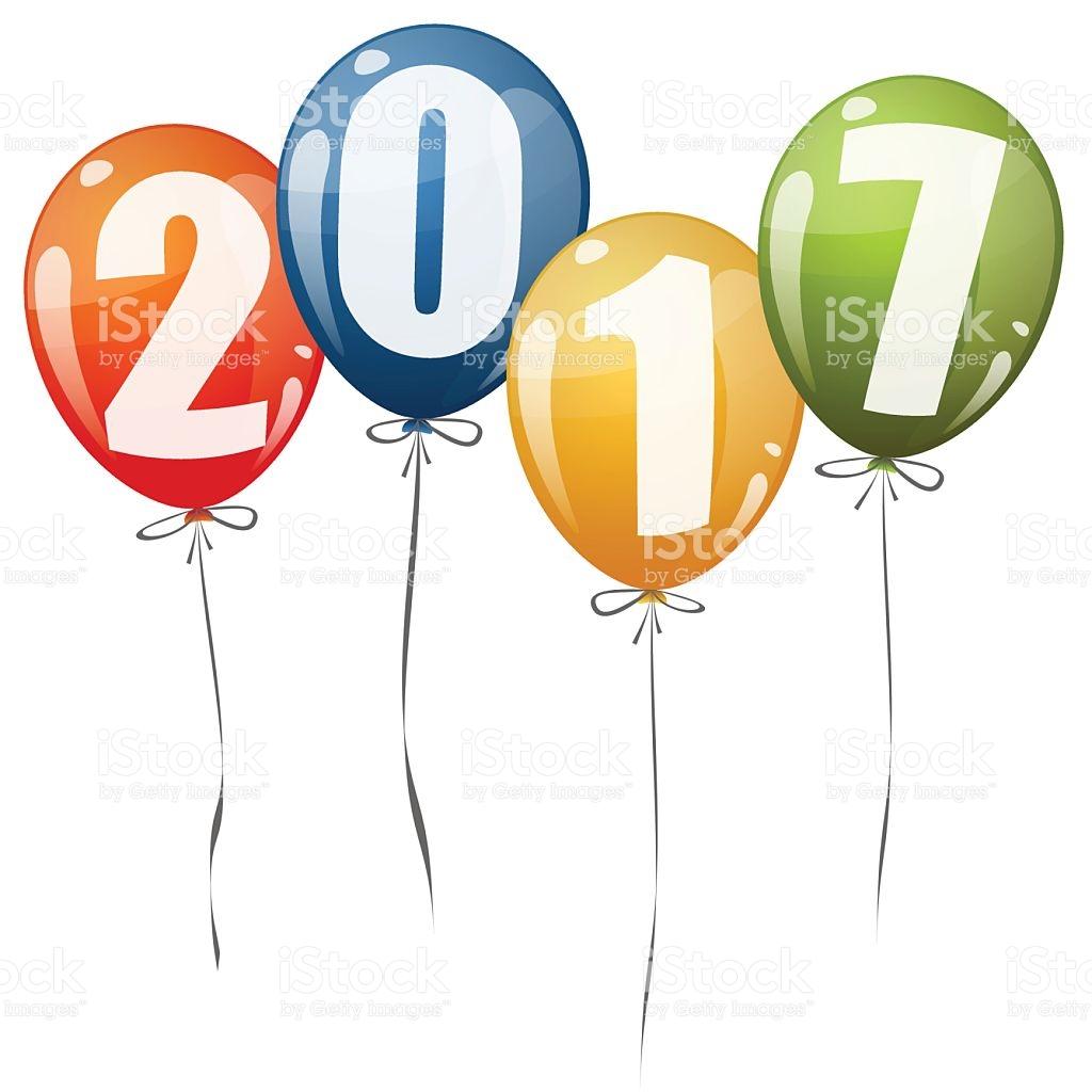 1024x1024 Balloon New Year Clip Art Happy New Year Balloons Clipart 2
