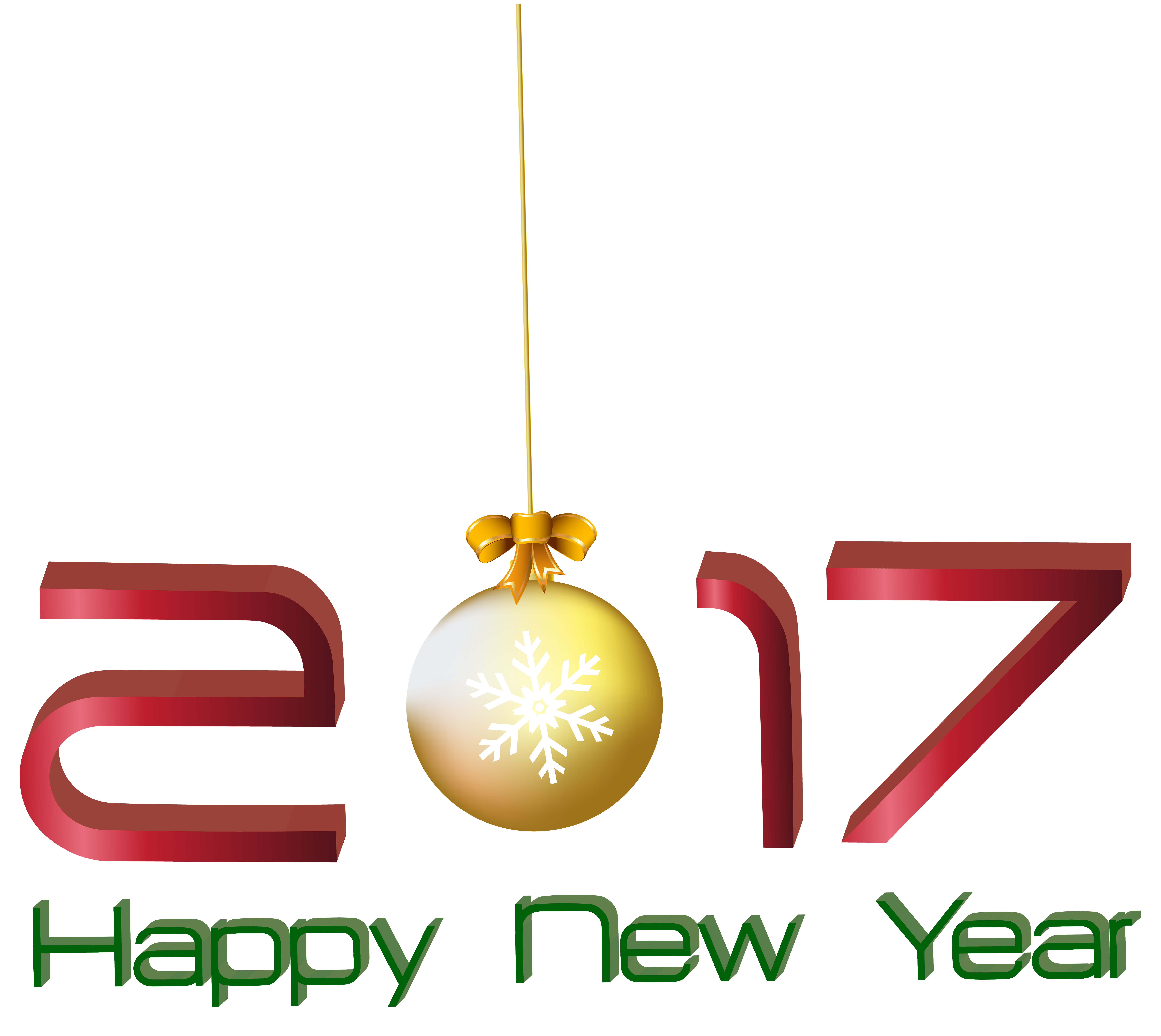 8000x7143 2017 Happy New Year Transparent Png Clip Art Imageu200b Gallery