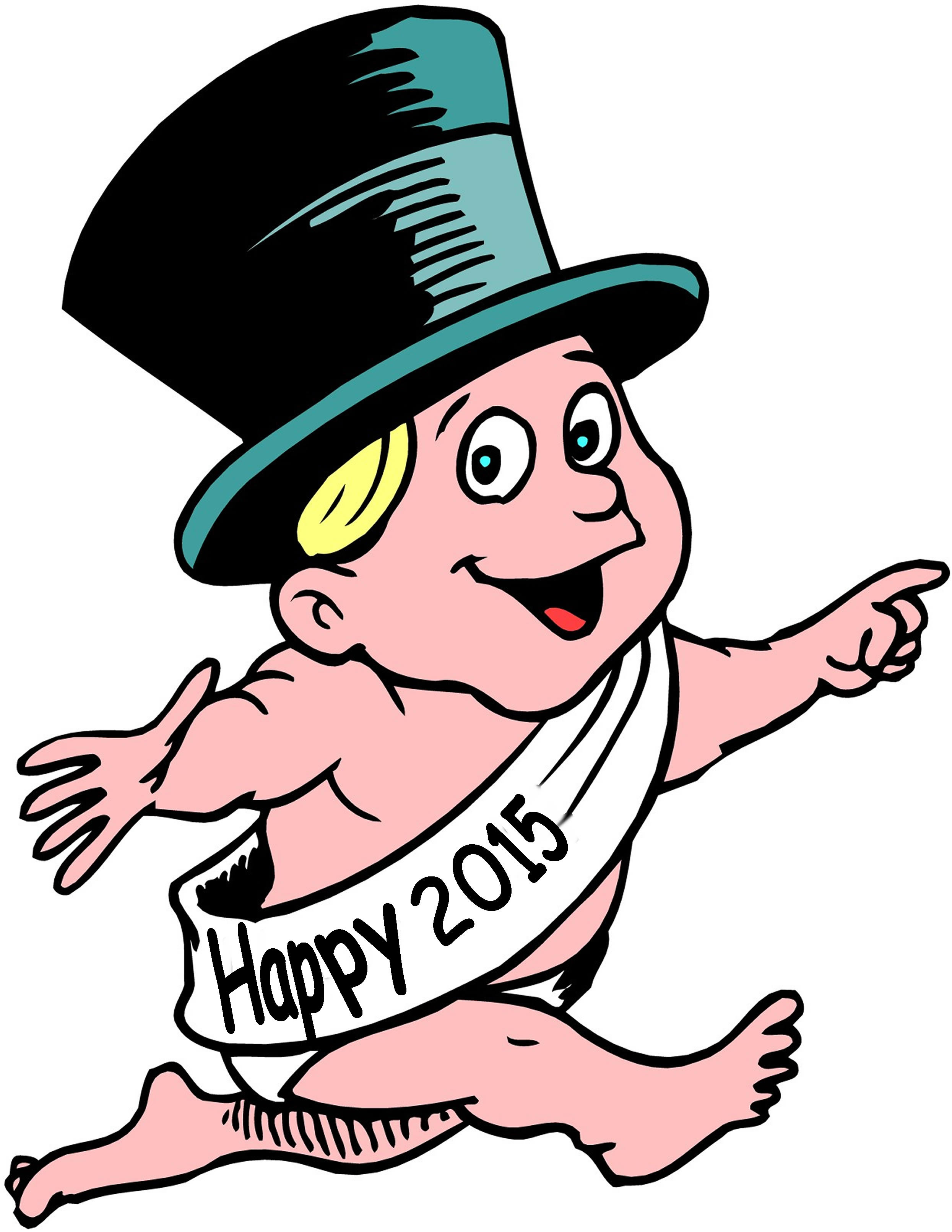 2490x3222 New Year Clipart 2014new