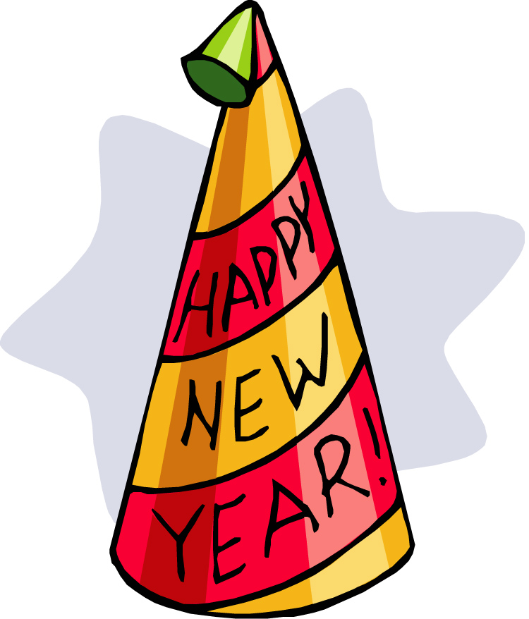 750x878 new years eve hat clip art clipart