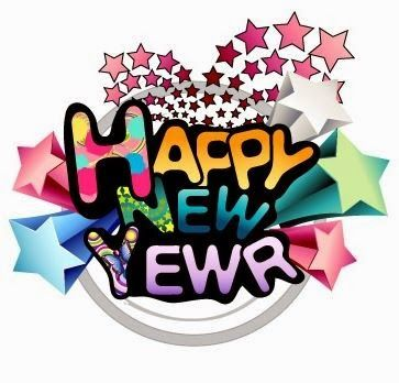 363x348 Happy New Year 2016 Free Clip Art