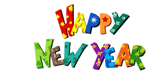 333x151 Happy New Year Animated Clip Art 2018