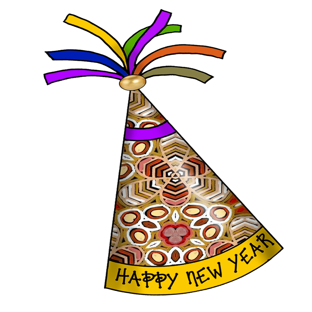 1000x1000 New Year Clipart Party Favors Free Collection Download And Share