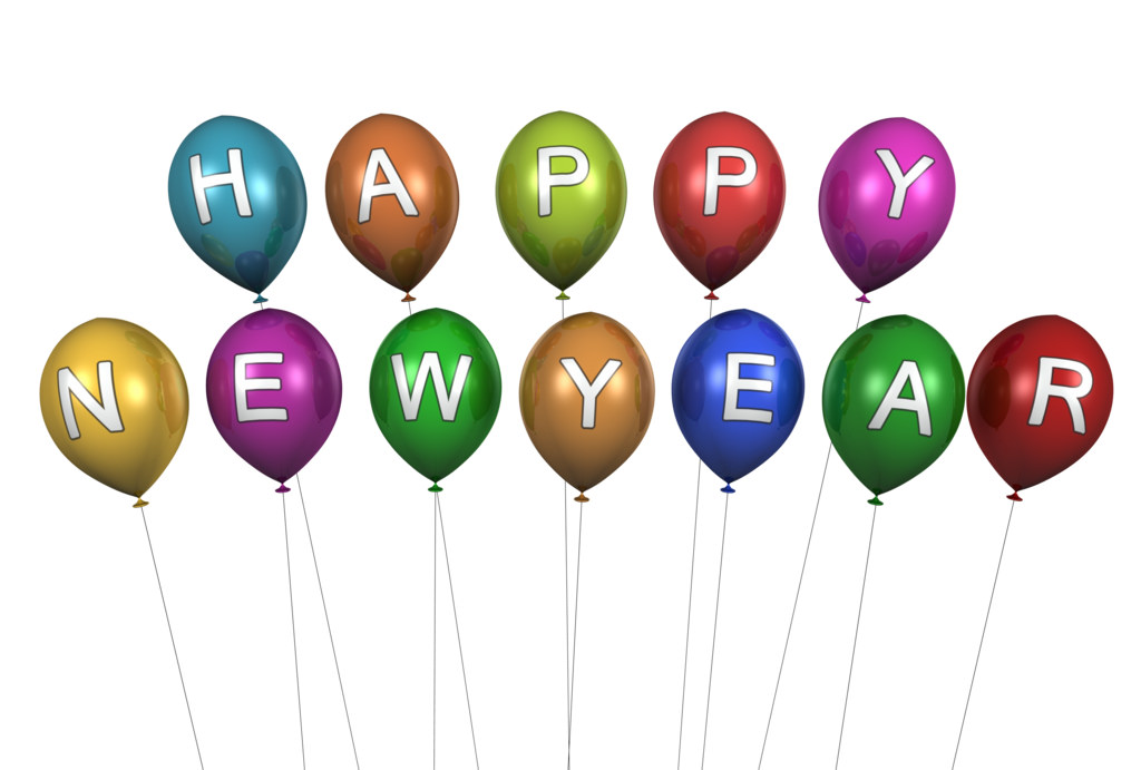 1024x691 Happy New Year Clip Art Image Free