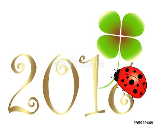 New Years Clipart 2016