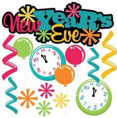 236x238 New Years Eve 2016 Clip Art Happy Holidays!