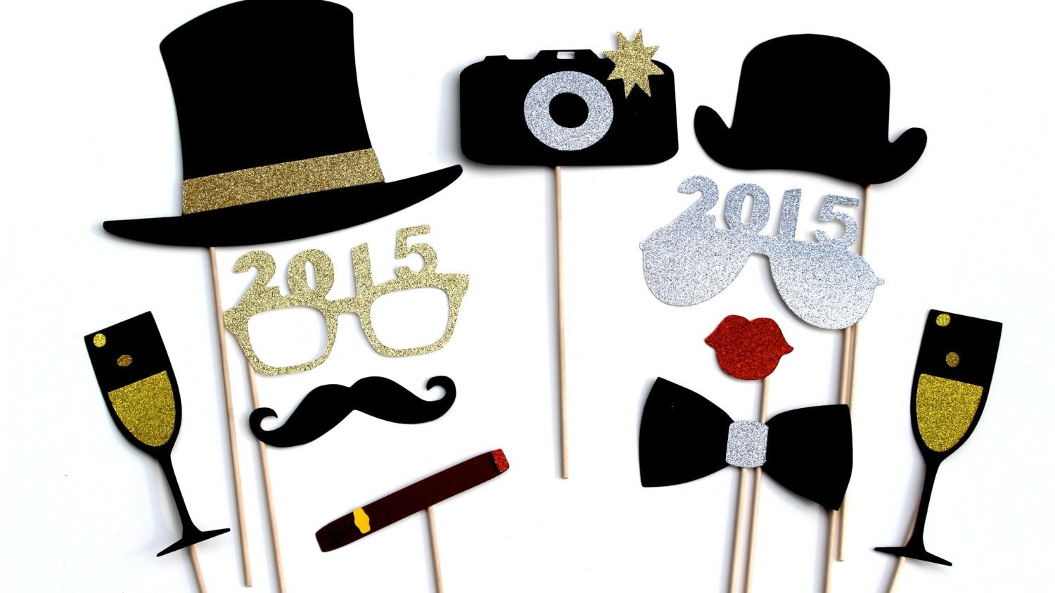 1500x843 New Year Clipart Party Favors Free Collection Download And Share