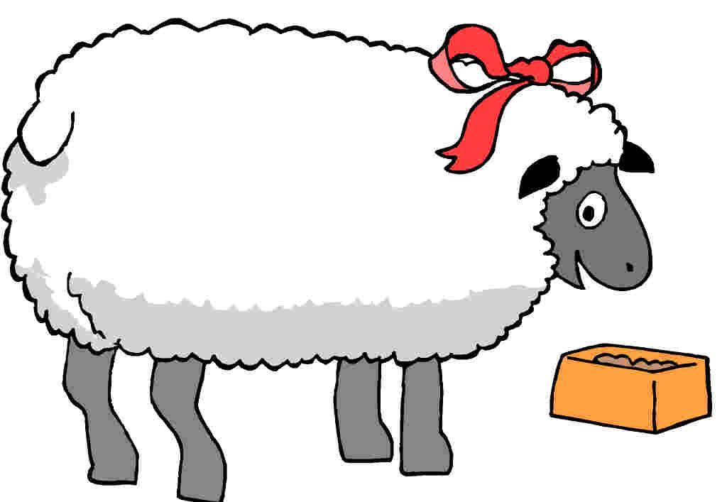 1024x707 Lamb Clipart 6 Image