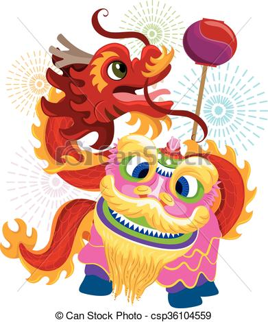 391x470 Chinese New Year Dragon Clip Art Merry Christmas Amp Happy New