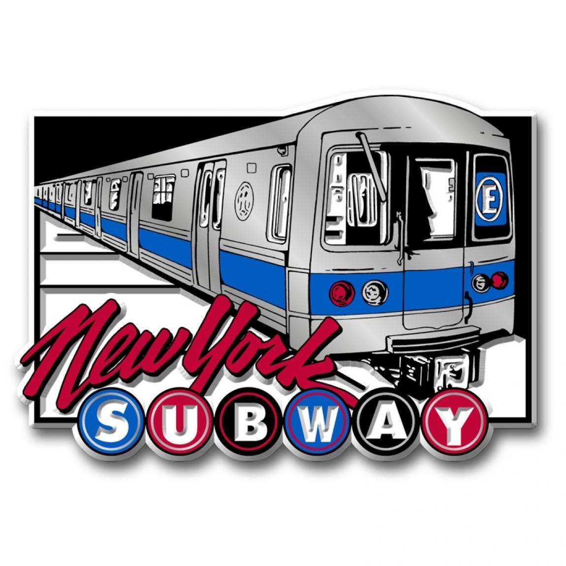 1150x1150 Ny Subway Clip Art