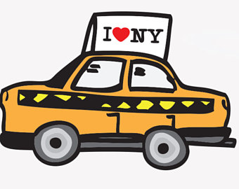 340x270 Taxi Clipart Nyc Taxi'79904