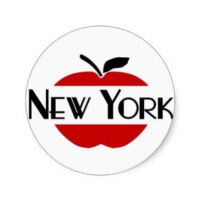 400x400 New York Clip Art New York City The Big Apple New York Is