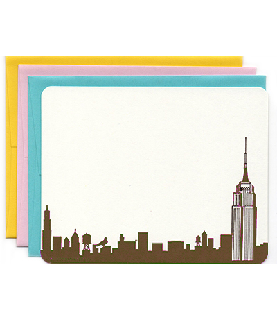400x480 New York Skyline