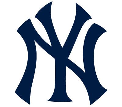400x350 New York Yankees Logo Clipart