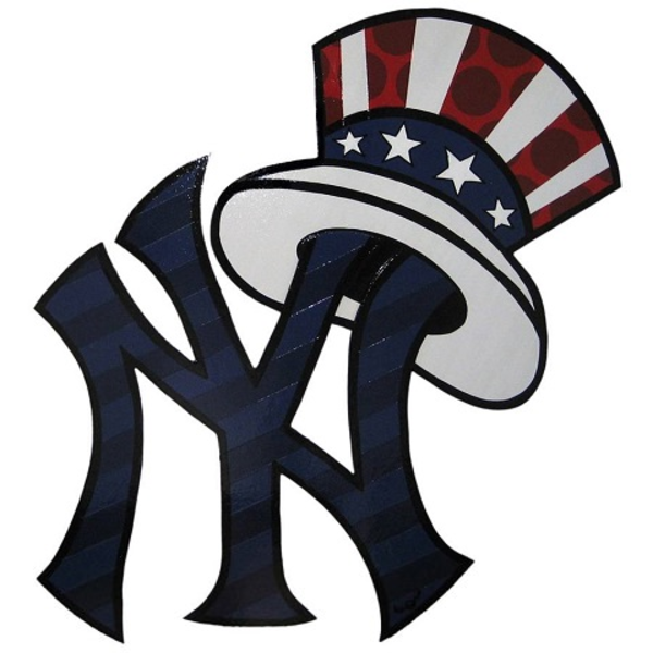 600x600 Free New York Yankee Clipart Free Images