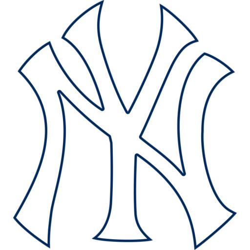 512x512 Ny Yankee Logo Clip Art Clipart
