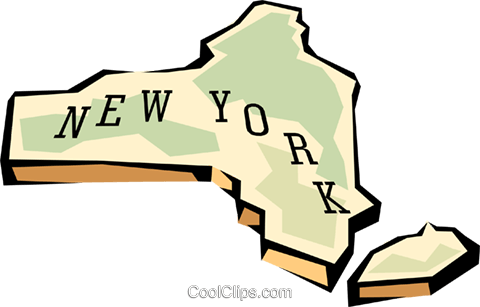 480x307 Collection Of New York State Map Clipart High Quality, Free