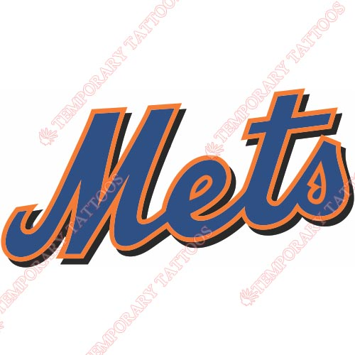 500x500 New York Mets Temp Tattoos Customize Temporary Tattoos,kids Fake