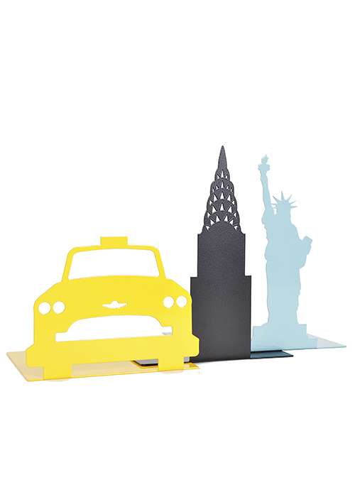 500x700 Ny Taxi Bookend Susan Bradley Design