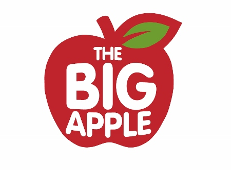450x333 The Big Apple Clipart
