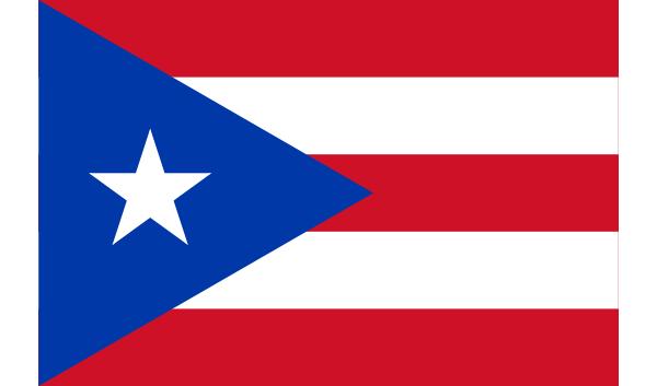 600x353 Flag Of Puerto Rico Clip Art Free Vector 4vector