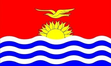 425x255 Kiribati Flag Clip Art Clip Arts, Free Clipart