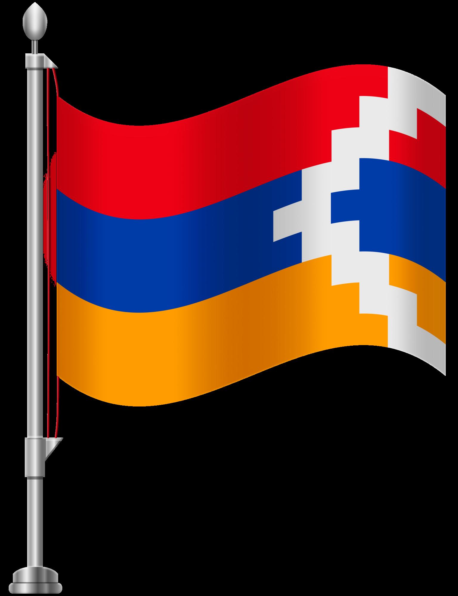 1536x2000 Nagorno Karabakh Republic Flag Png Clip Art