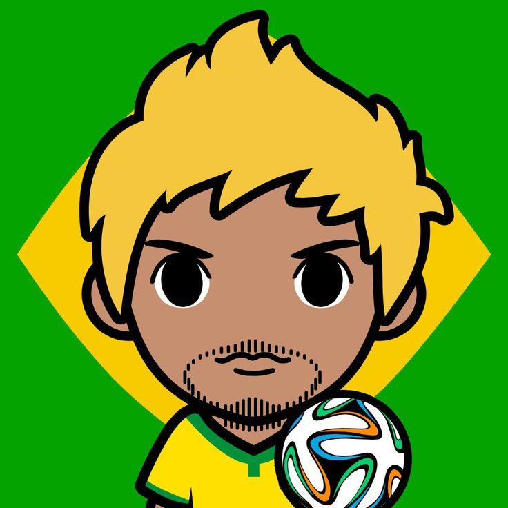 Neymar Clipart