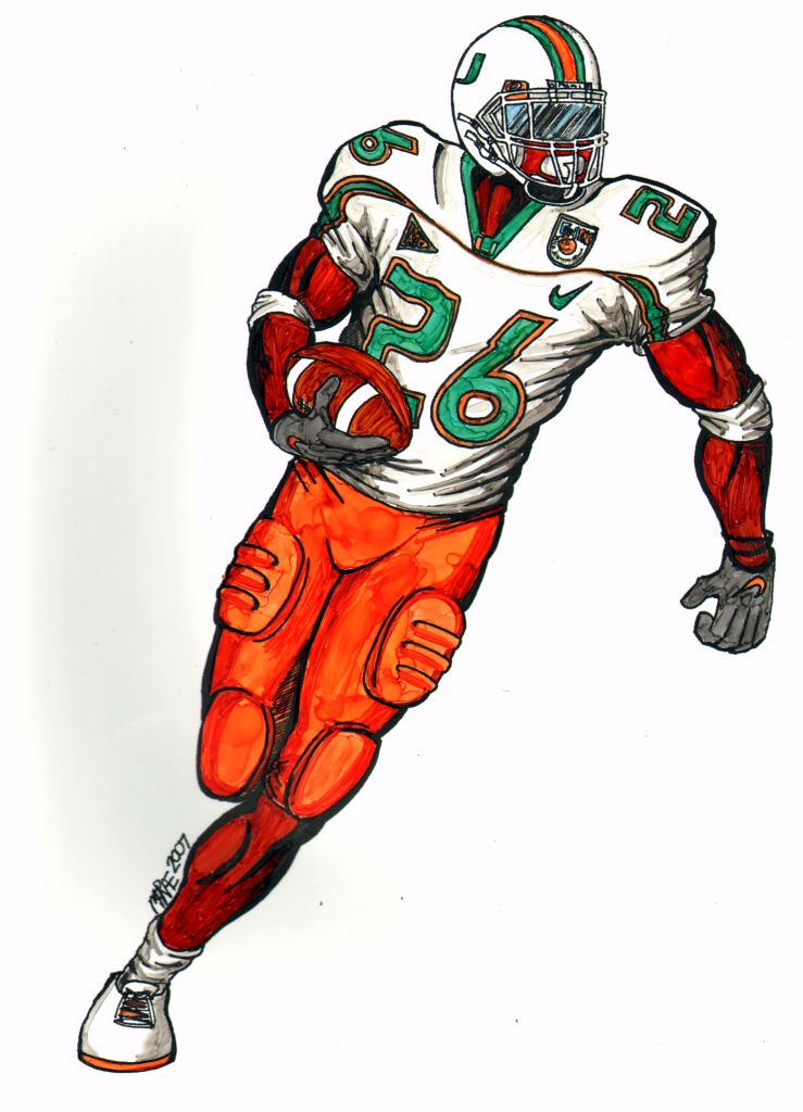 739x1024 Football Player Drawings Free Download Clip Art Free