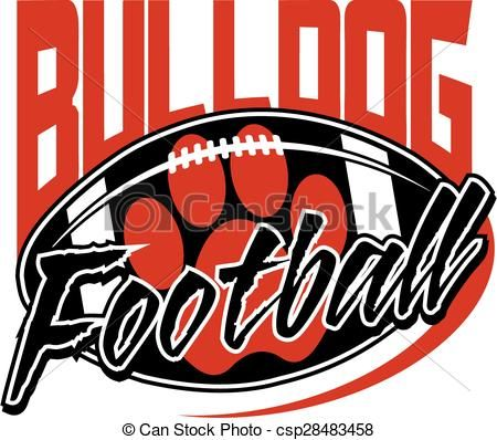 450x398 48 Best Football Clipart Images On Bulldog Clipart