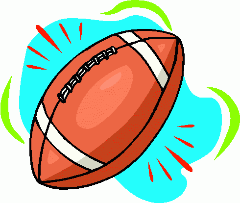 490x414 Nfl Football Clipart On Clippp 3