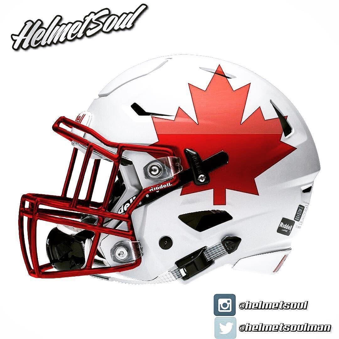 1080x1080 Canada C.f.l. Football Helmets, Nfl Football