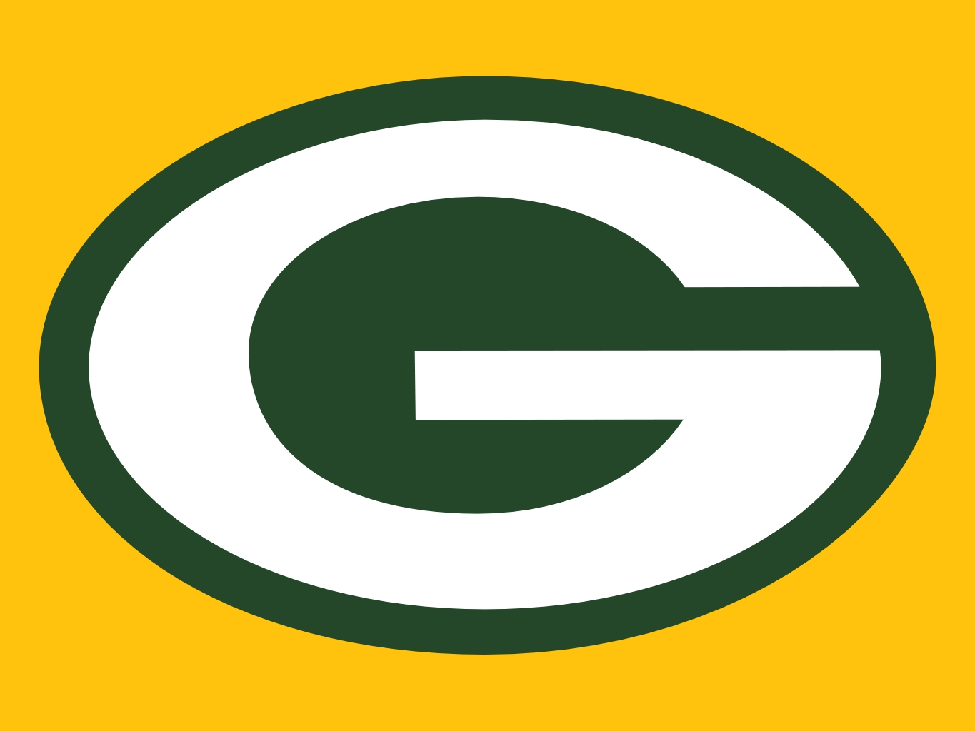 1365x1024 Football Clipart Green Bay Packers