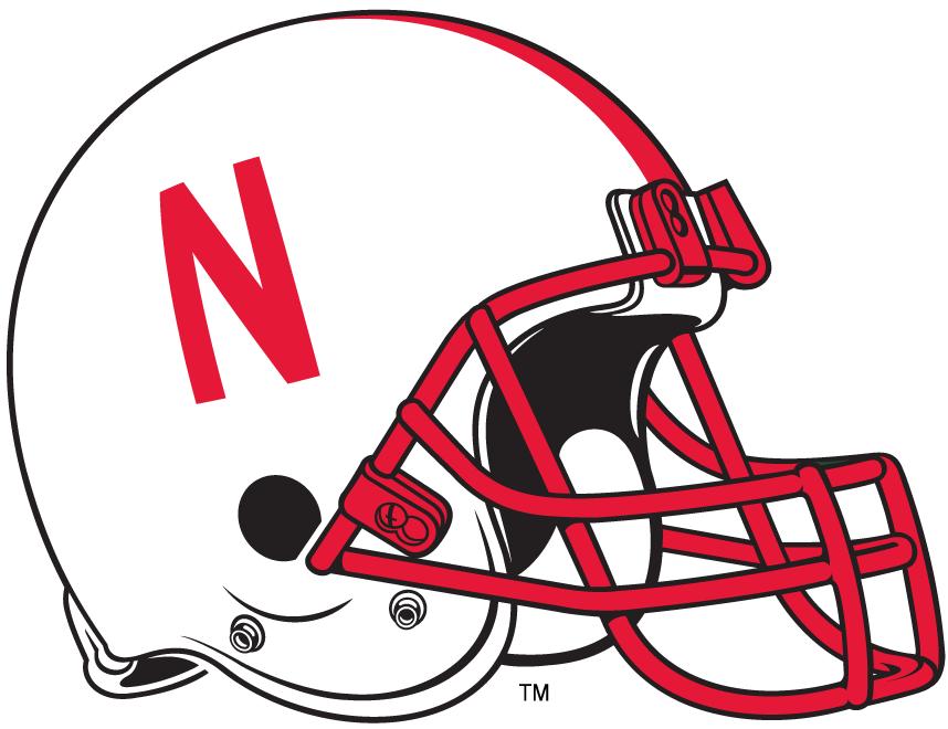 858x660 Nebraska Cornhuskers Helmet