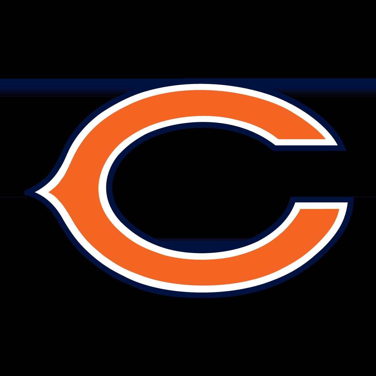 1200x1200 Chicago Bears Helmet Clip Art
