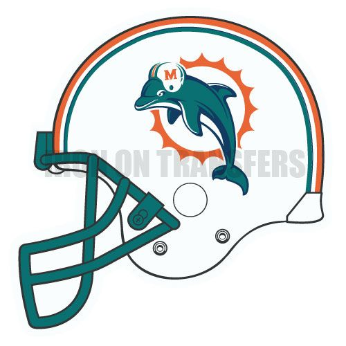 500x500 9 Best Miami Dolphins Iron Stickers Images