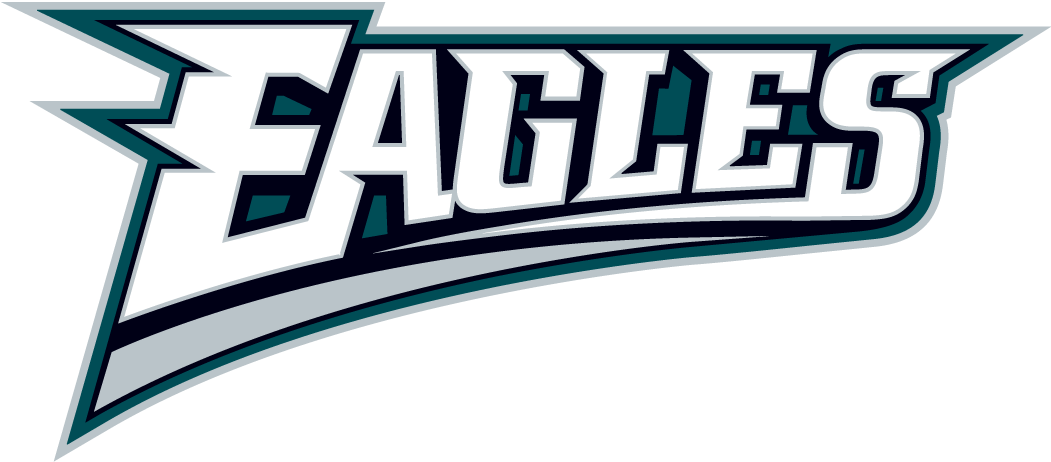 1051x462 Collection Of Nfl Eagles Drawing High Quality, Free Cliparts
