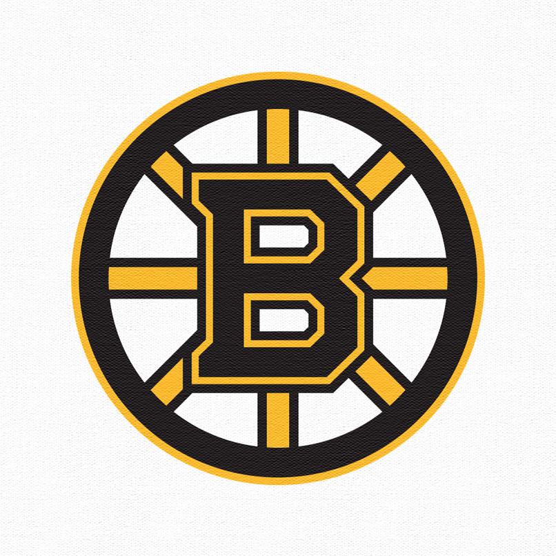 806x806 Boston Bruins Logo Clip Art