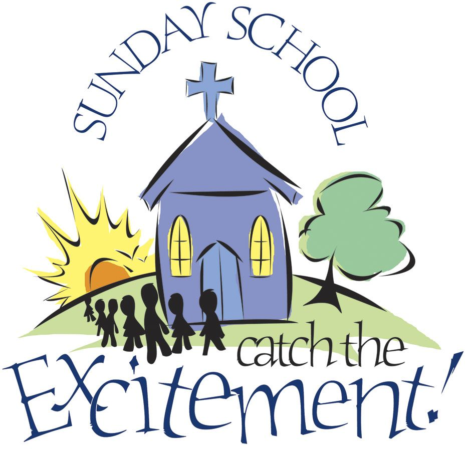 934x900 Love This Clip Art For Sunday School Newsletter Sunday School
