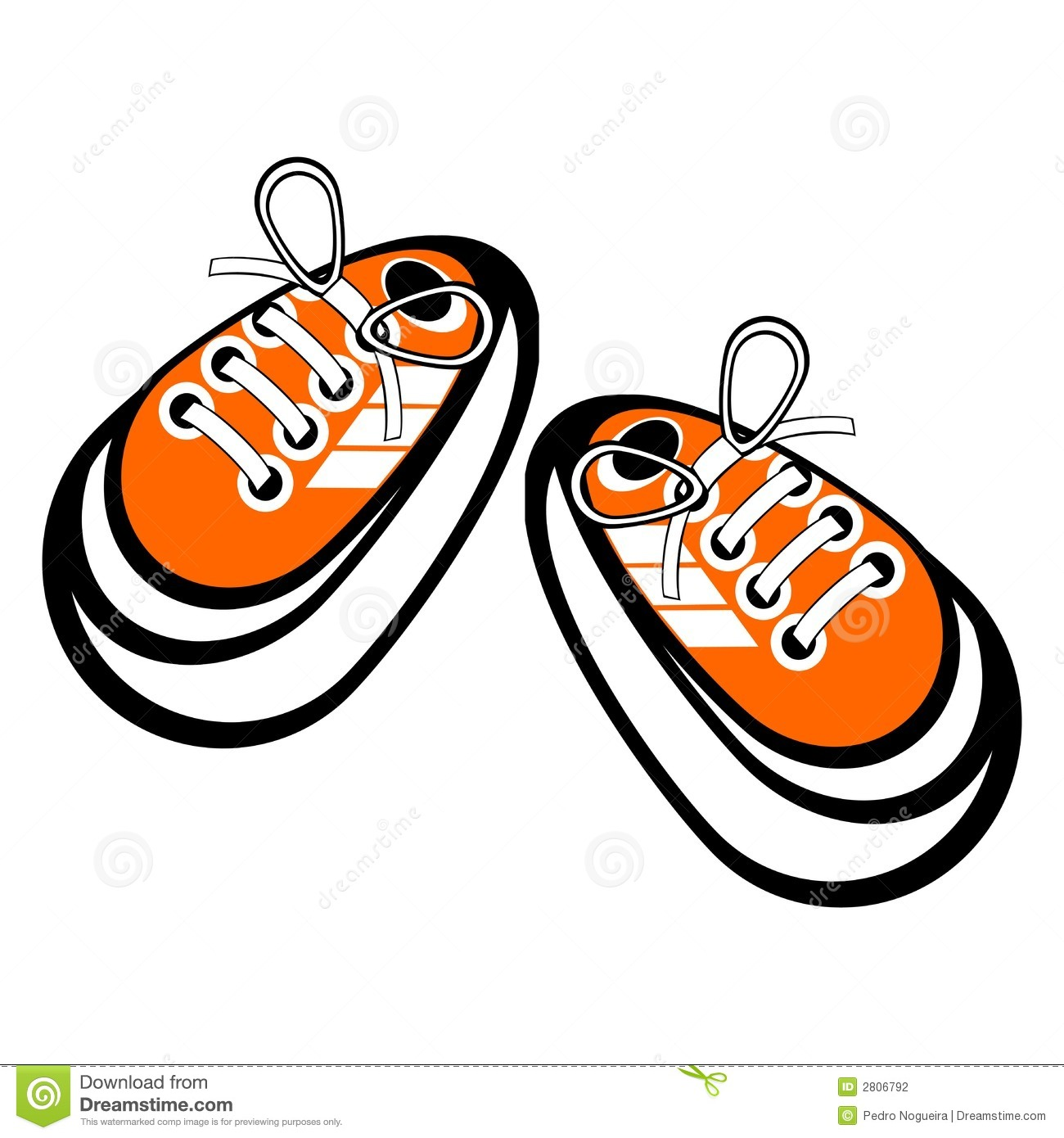 1300x1390 Nike Tennis Shoes Clip Art Clipart Panda