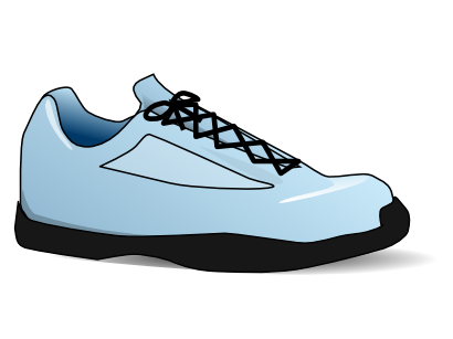 410x307 Smart Idea Sneaker Clipart Sneakers Transparent Clip Art Library