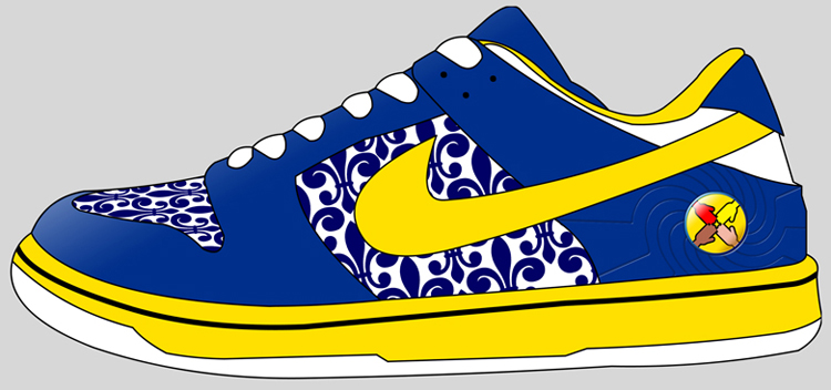 750x352 Nike Clipart Athlete