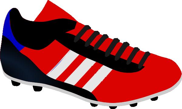 600x360 Marvelous Design Ideas Shoe Clipart Soccer Clip Art At Clker Com