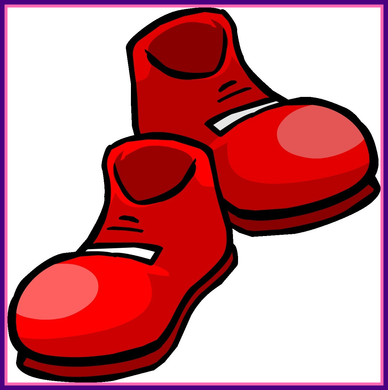 1304x1312 Shocking Nike Shoe Clip Art Image Of For Kids Clipart And Style